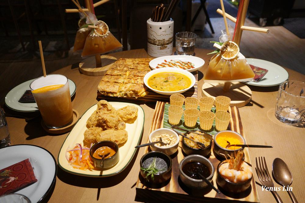 Chope Chope Eatery,顛覆你對南洋街頭小吃的印象,台中米其林二星餐廳最新力作