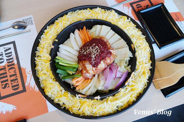 【西門町美食】OMAYA春川炒雞 – 韓式乳溝鍋、起司控怎麼能不報到