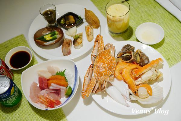 【吃到飽餐廳】美福大飯店彩匯自助餐-全台灣最貴的自助餐