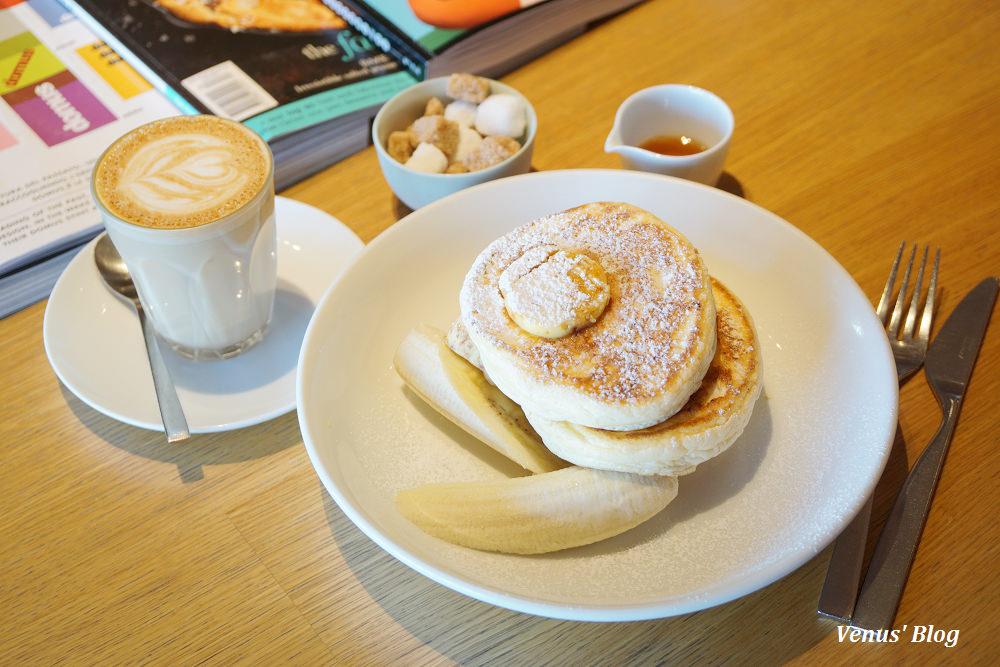 【台場美食】Bills鬆餅 – 日本第一好吃鬆餅、綿密又鬆軟