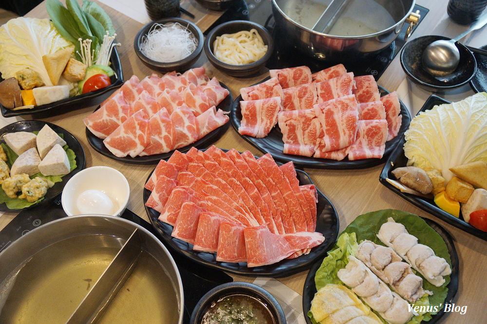 【國父紀念館美食】大初涮涮鍋SHABU SHABU-肉質取勝的平價火鍋店