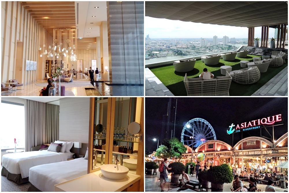 【曼谷泰享住】Avani Riverside Bangkok-河濱高雅不貴度假旅館x遊客必掃物品一次搞定Asiatique碼頭夜市xThe Coffee Club優質早餐