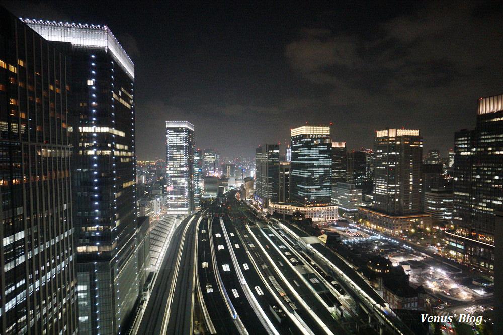 【東京車站飯店推薦】東京丸之內都市大飯店-震撼的房內夜景,八重洲北口2分鐘
