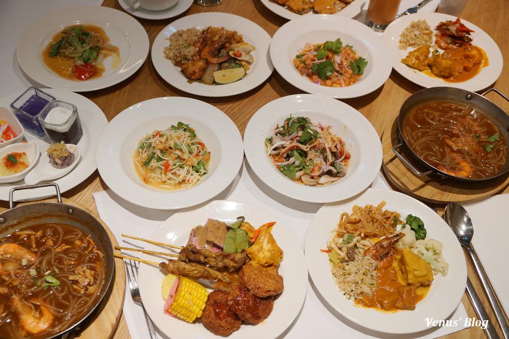 【吃到飽餐廳】西華飯店B-one自助餐廳悅榕庄泰饗宴-有誠意的道地泰國味