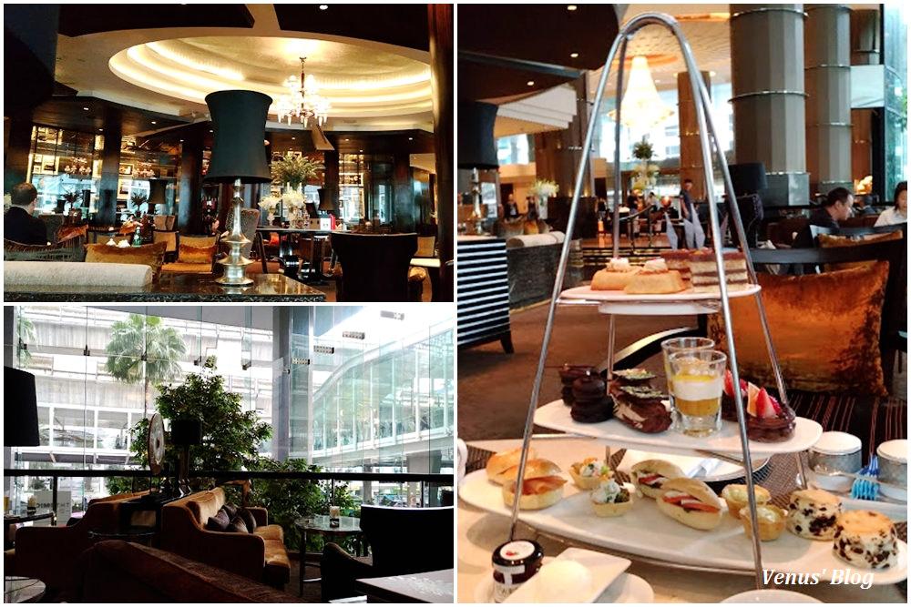 【曼谷下午茶】曼谷洲際The Balcony Lounge-超值五星級飯店下午茶