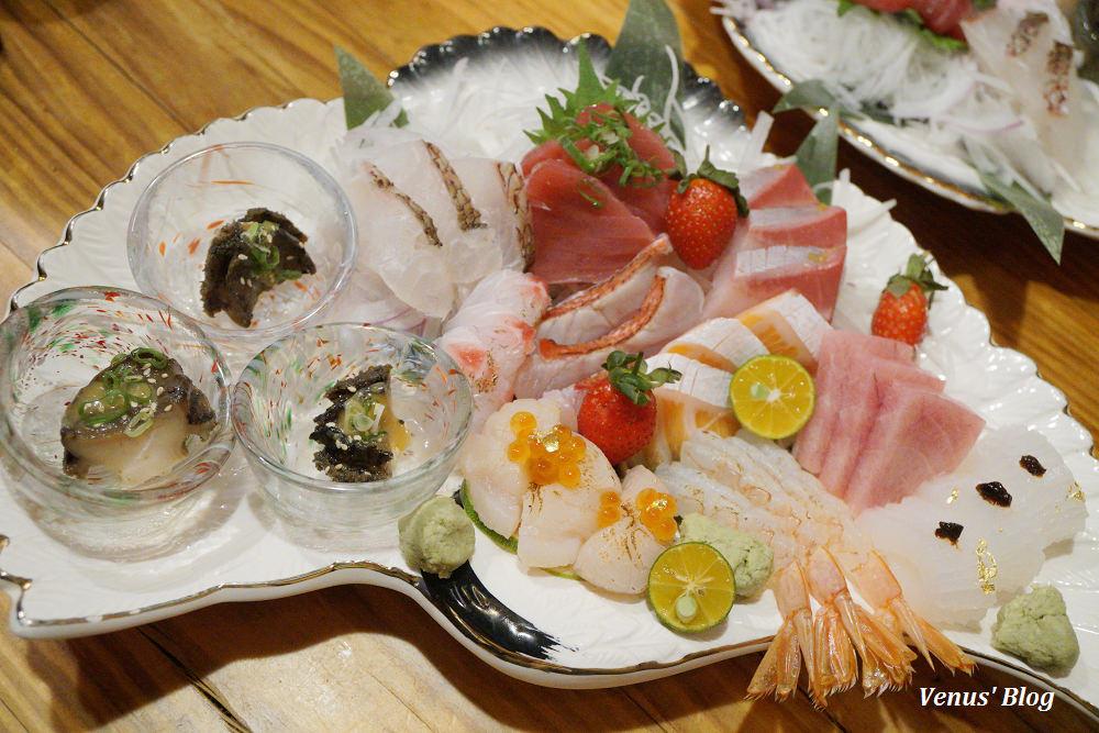 【台北東區美食】微風建一食堂,無菜單日本料理,傳說中的CP值爆表,好難訂到位