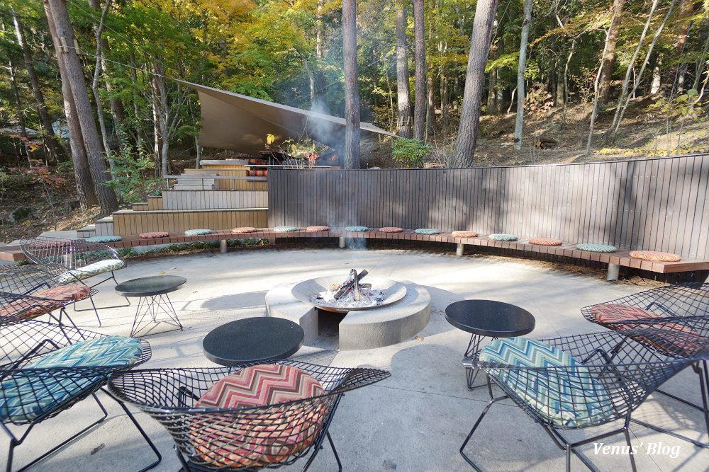 【河口湖星野】虹夕諾雅富士-頂級露營享受,交通,飯店設施