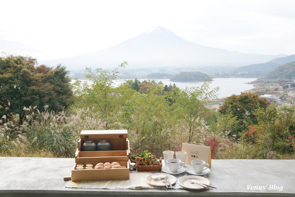 【河口湖星野】星のや富士-此生最浪漫的room service早餐