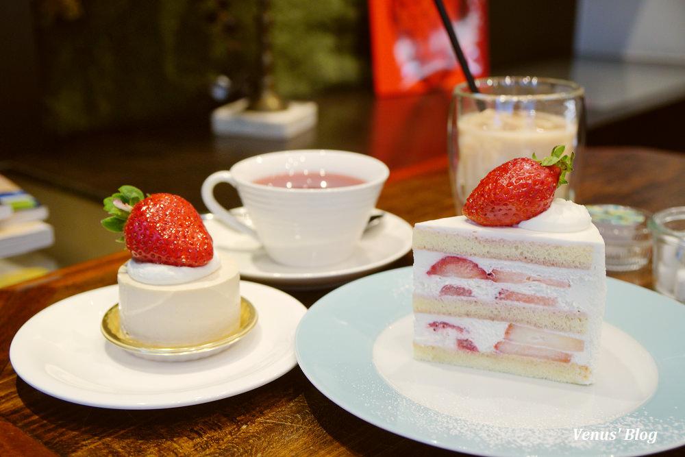【京都甜點下午茶】maison de frouge苺のお店,草莓甜點專賣店,草莓控必訪