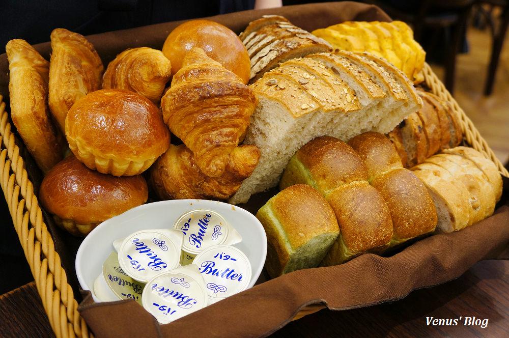 【京都咖啡館早餐】進進堂三条河原町,7:00營業,麵包吃到飽,820円