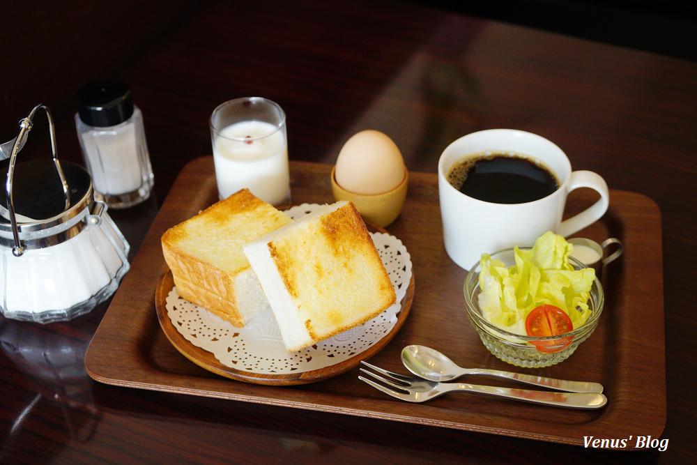 【京都咖啡館早餐】Cafe' Violon,9:00營業,點咖啡送早餐550円,近清水寺