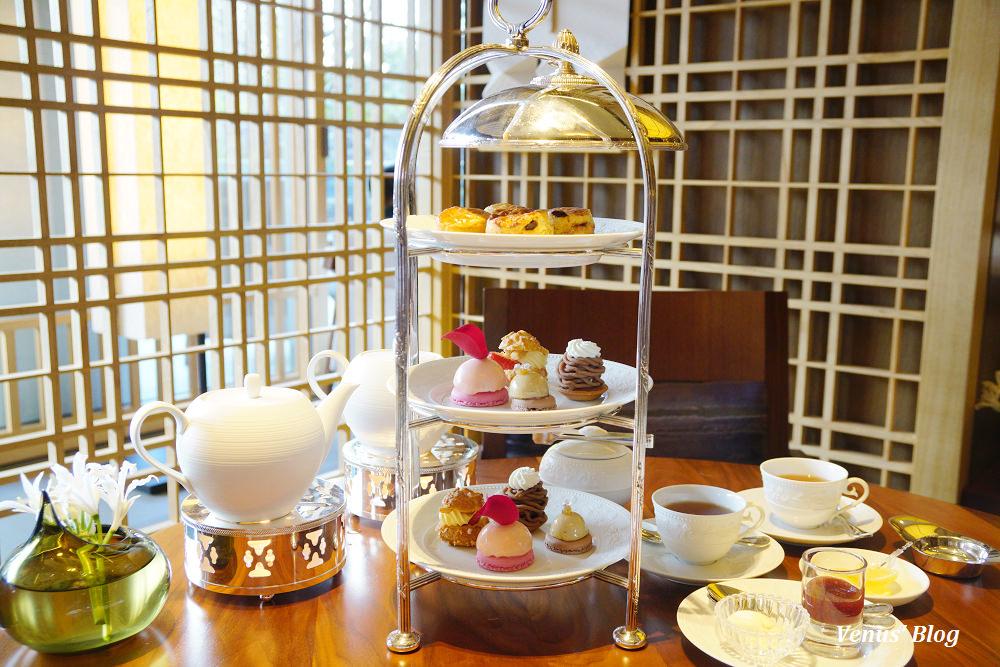 【京都下午茶】京都麗思卡爾頓The Ritz Carlton Kyoto下午茶,法式PHx京都奢華享受