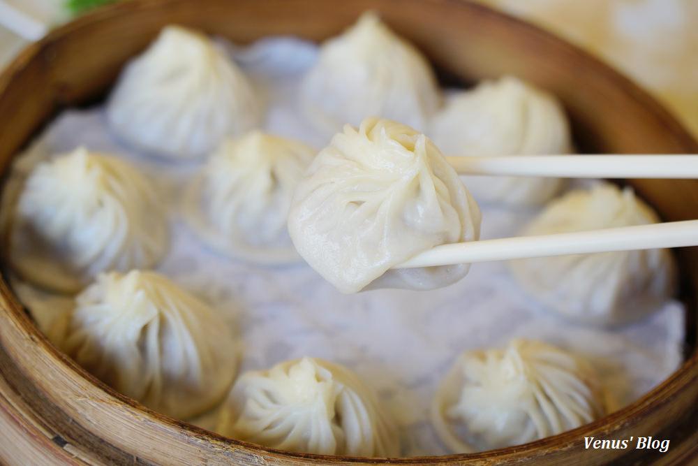【中正紀念堂美食】黃龍莊,平價版的鼎泰豐,必點小籠湯包炒青菜