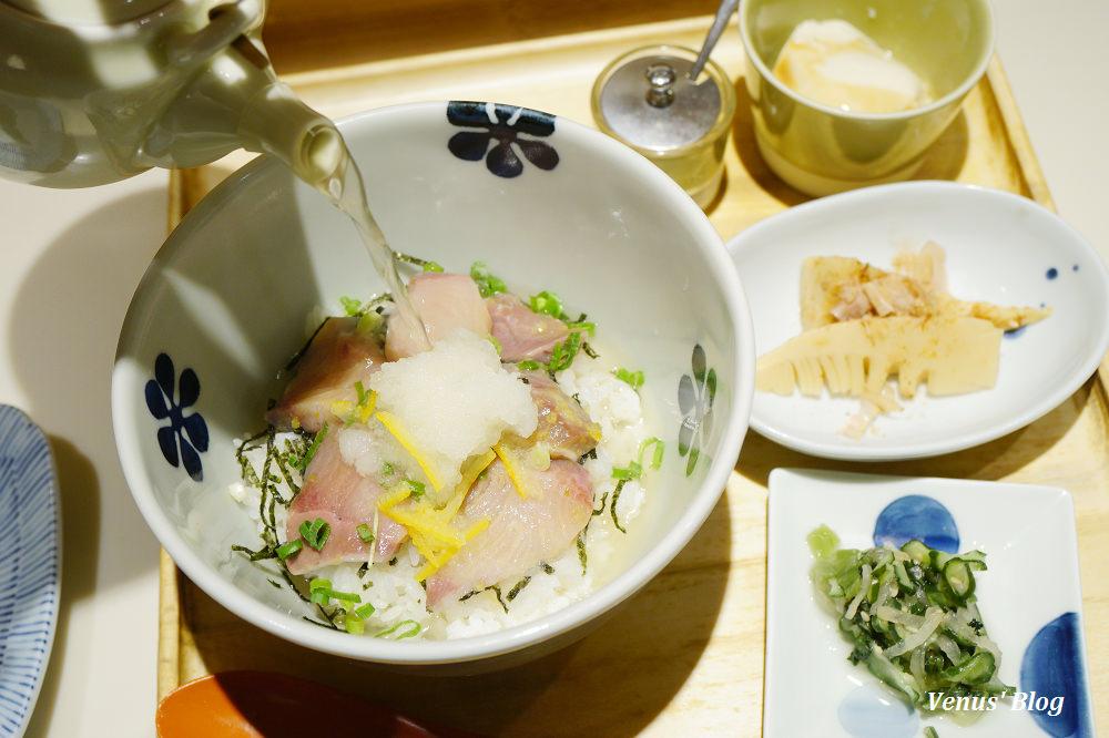 【京都車站美食】だし茶漬けえん京都Porta店N訪–冬天季節限定的寒鰤柚子茶泡飯