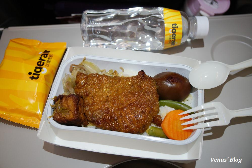 台灣虎航桃園飛仙台A320,懷舊排骨飯也太好吃了 2017.03.10