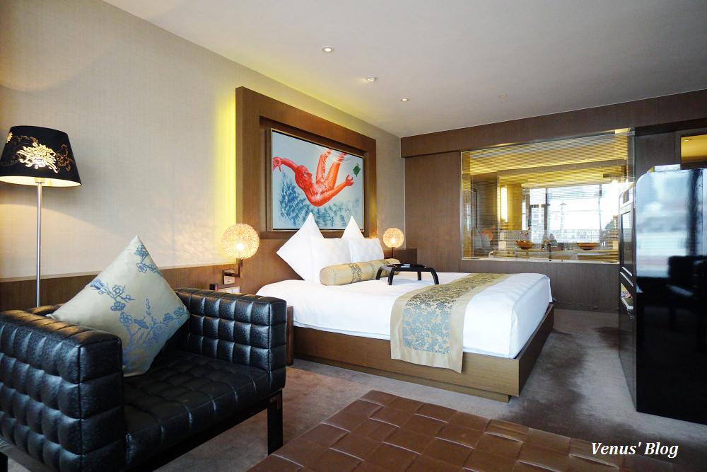 【上海飯店】上海璞邸精品酒店-可帶寵物一起入住,淮海路商圈,50平方米超大空間,台幣4000元