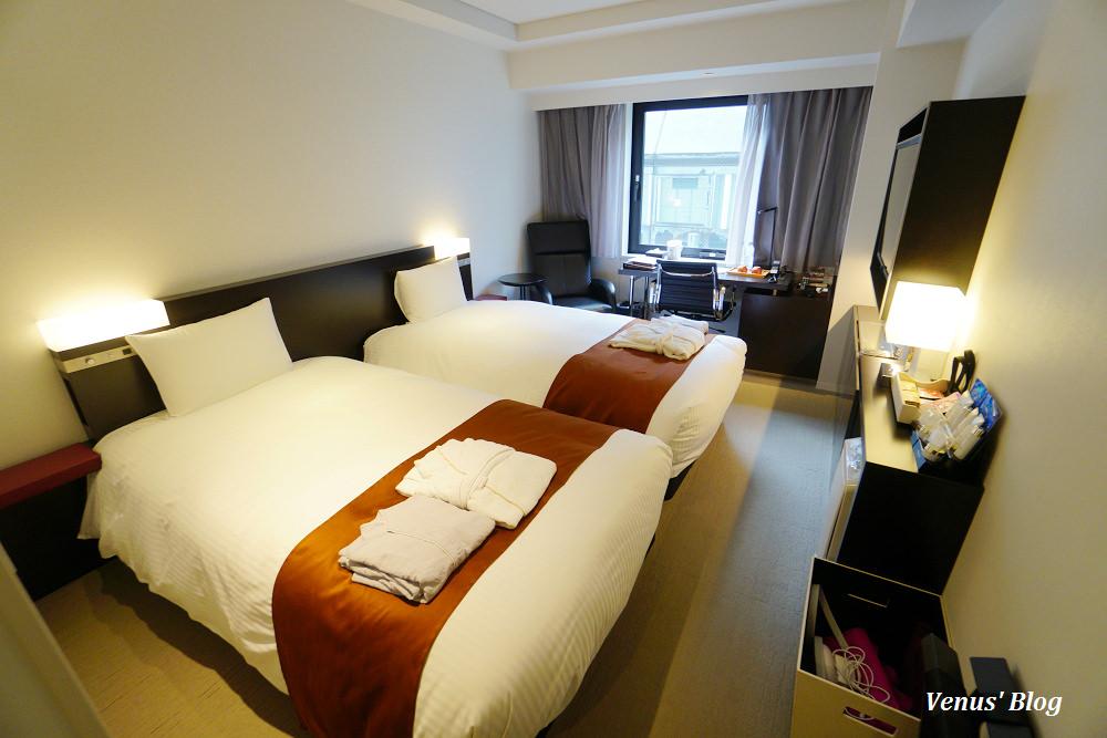 【東京銀座飯店】銀座大和ROYNET飯店,女性專屬房送整套MIKIMOTO保養品,銀座一丁目站1分鐘