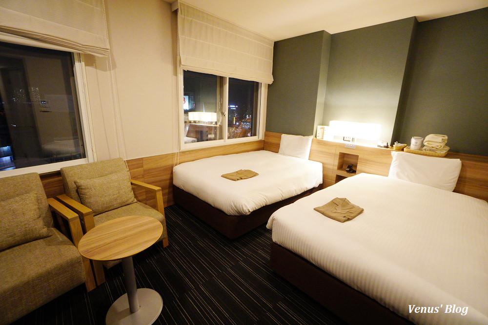 【東京上野飯店】上野三井花園飯店,女性專屬房,上野車站1分鐘