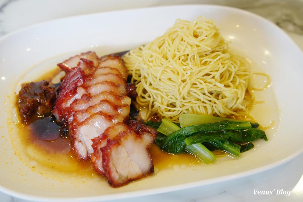 新加坡的米其林一星小販,了凡香港油雞飯麵,台幣100元就能享受
