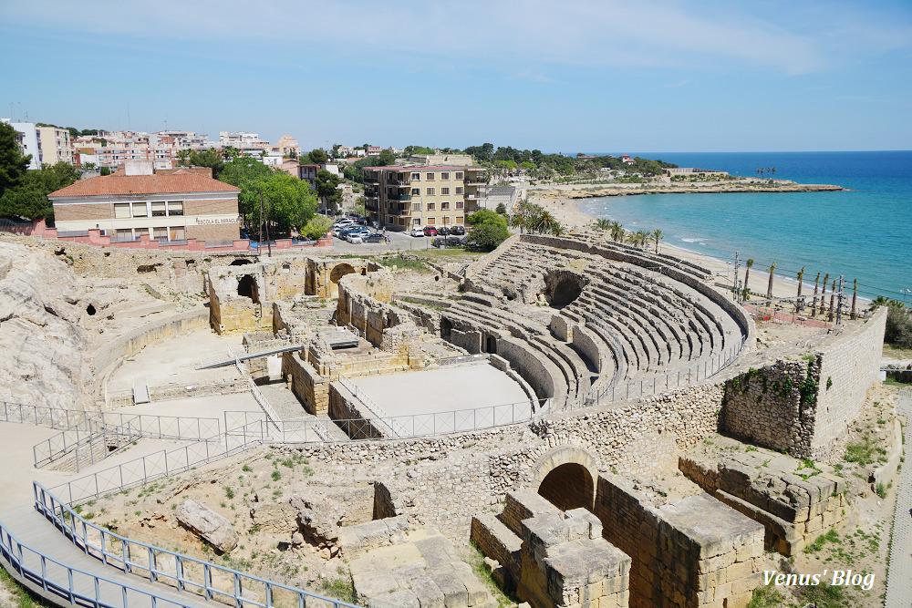 巴塞隆納一日遊,古羅馬遺蹟Tarragona塔拉哥納,聖家堂-Day03