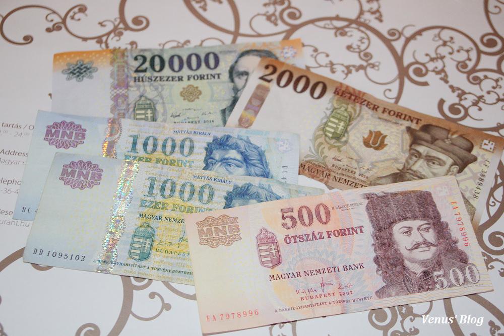 布達佩斯當地貨幣福林怎麼換匯率最划算,明信片國際郵資,插座,物價