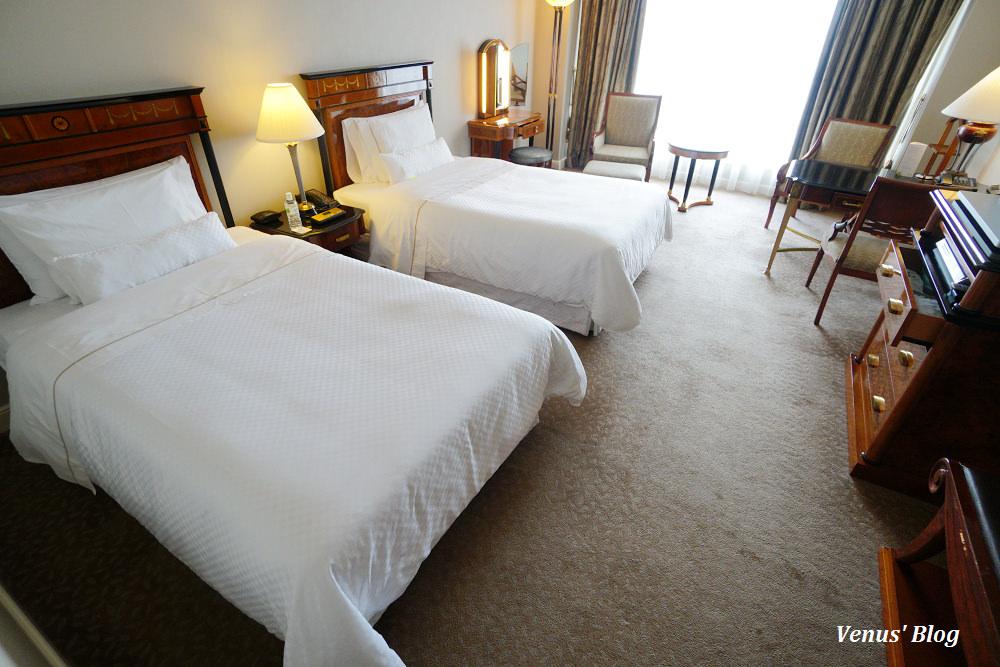 【東京惠比壽飯店】東京威斯汀飯店 The Westin Tokyo,床超級好睡