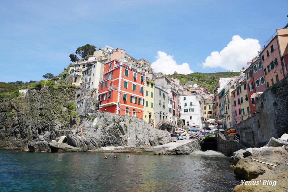 義大利五漁村Cinque Terre一日遊自助交通懶人包,自駕+搭火車-Day6