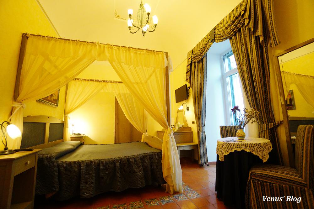 義大利阿瑪菲飯店,Hotel Antica Repubblica,房間浪漫服務極好