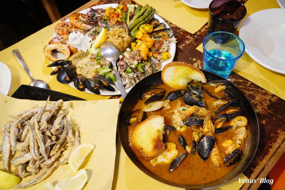 威尼斯美食,IL Paradiso Perduto,來威尼斯就是要吃下酒菜,平價大份量好好吃