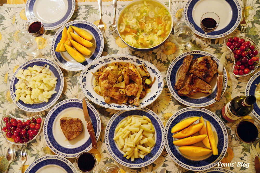 義大利超市買菜自助秤重不求人,歐洲自助下廚都煮什麼?