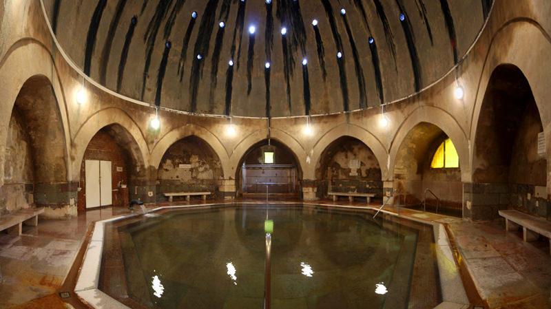 布達佩斯泡溫泉,基拉伊浴場Kiraly Gyogyfurdo,在地人推薦