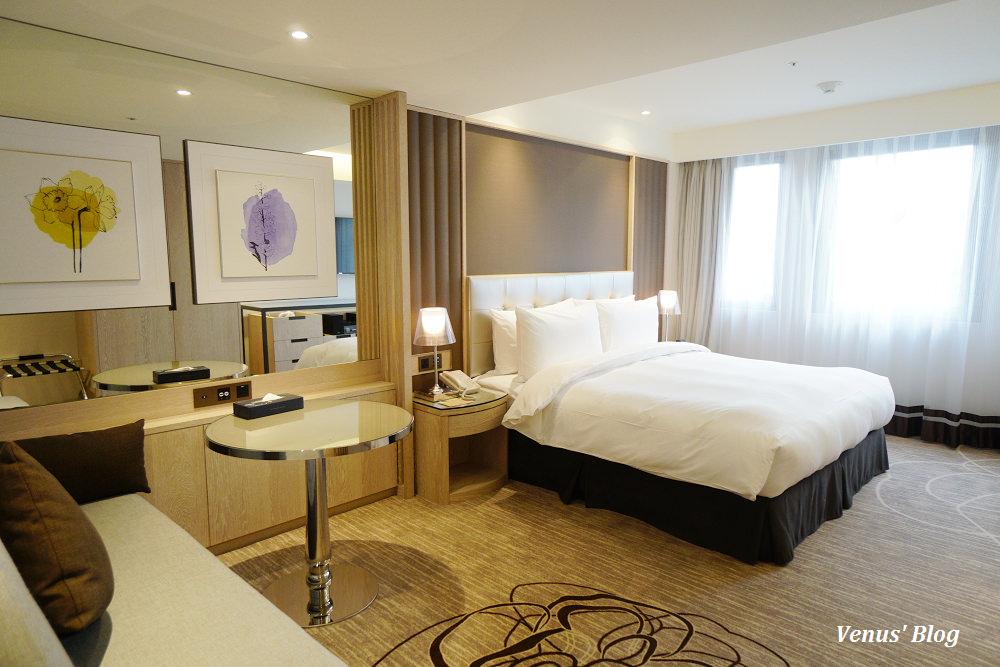 台北新飯店,柯達大飯店台北長安,有誠意的自助式早餐