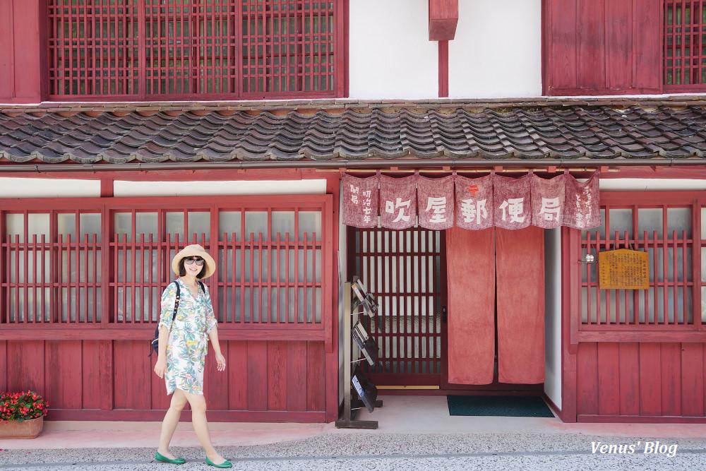 日本岡山新潛力老街~吹屋故鄉村,適合愛拍照的你!