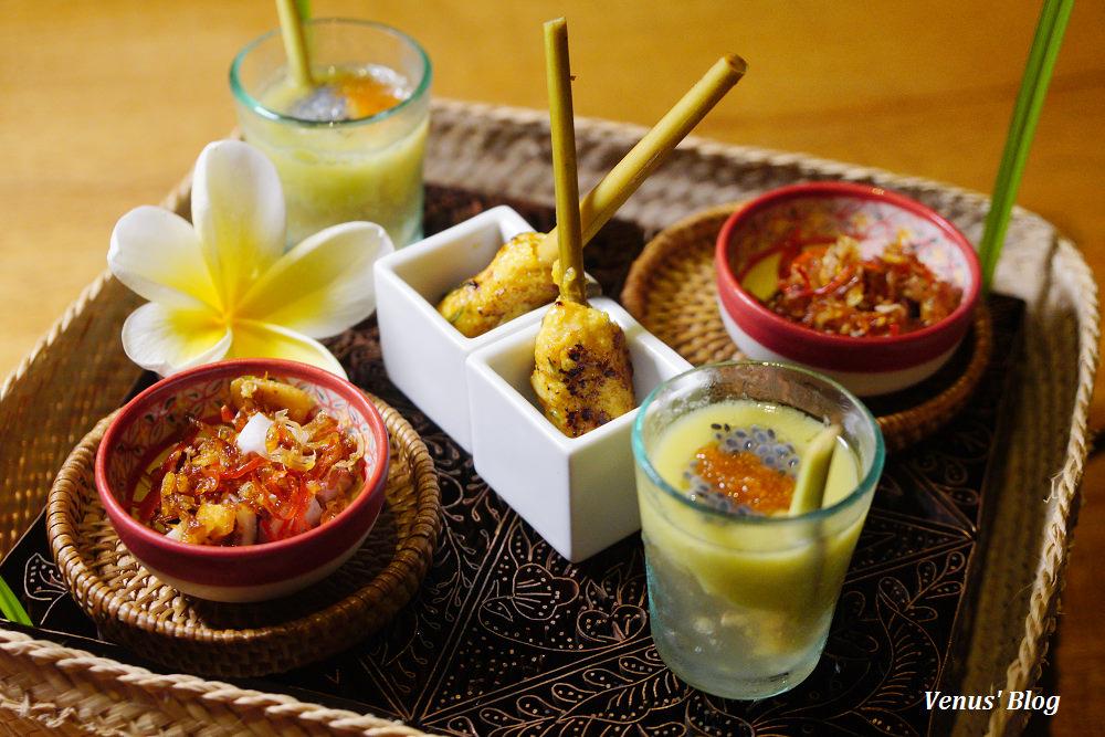 峇里島星野晚餐,峇里島與和風味覺交響曲