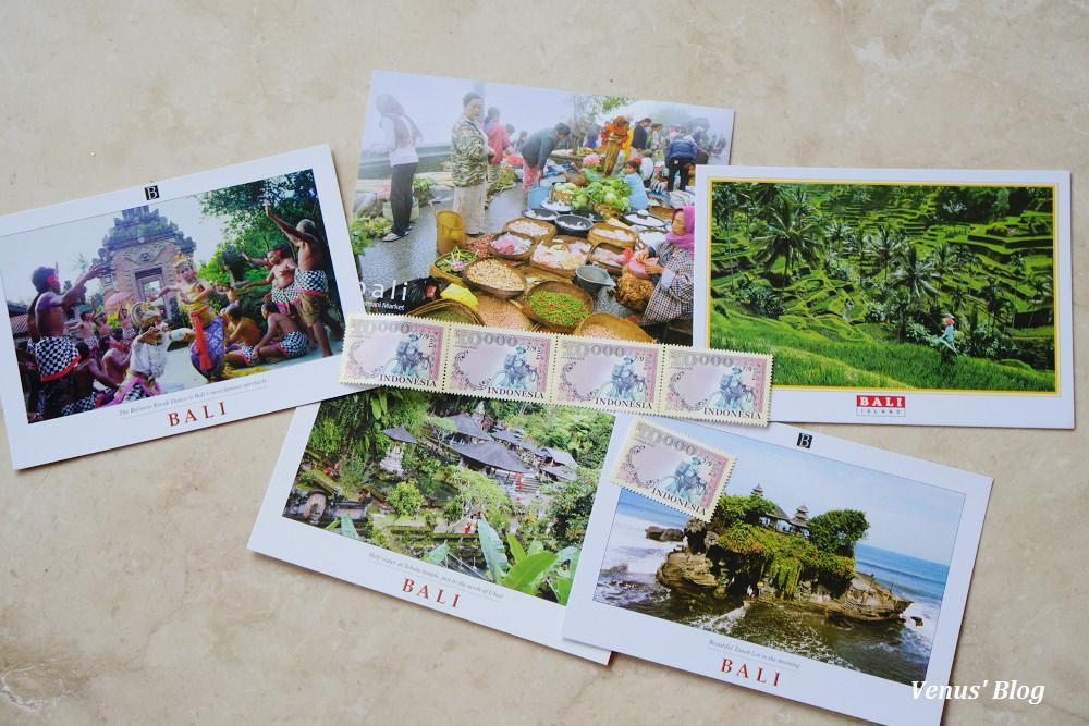 峇里島換盧比匯率.物價.插座.電壓.上網.寄明信片.郵票