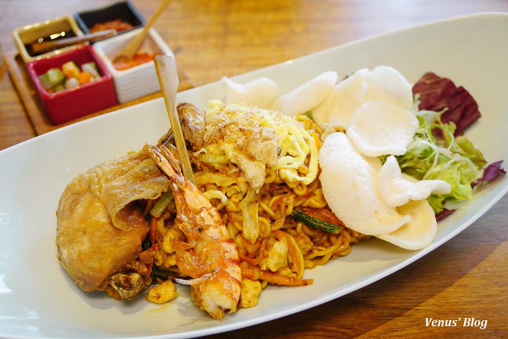 星野集團峇里島客房服務餐點,宅在房間不想出門