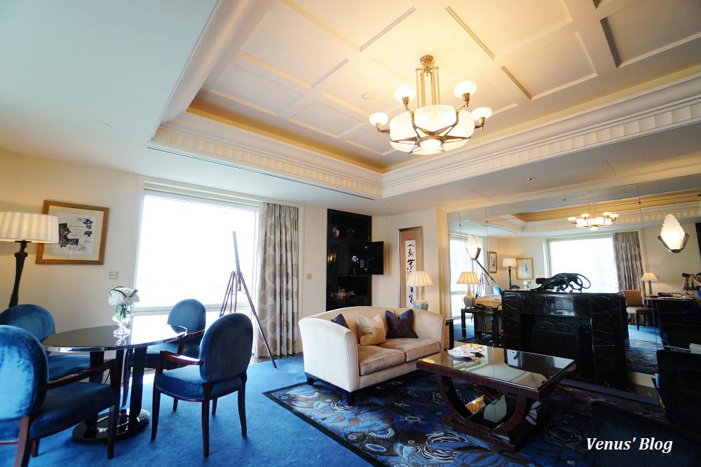 上海半島酒店,在房間裡賞外灘美景,亞洲萬里通0元入住小秘密