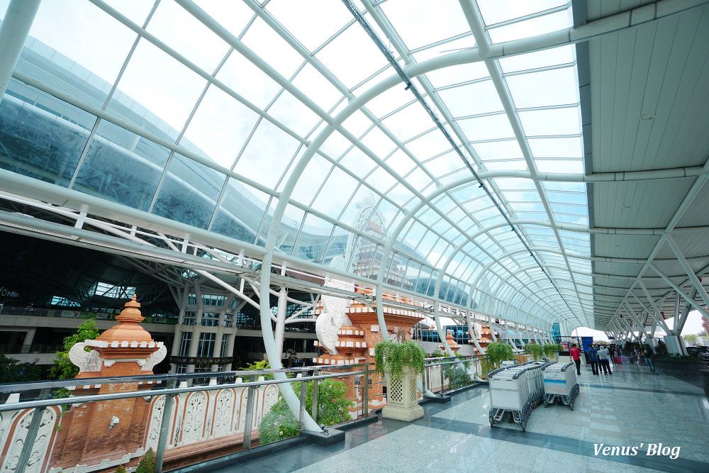峇里島伍拉·賴國際機場餐廳美食推薦.免稅店好買嗎?
