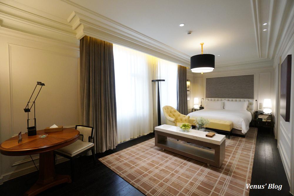 錦江都城經典上海新亞外灘酒店,老酒店新風貌
