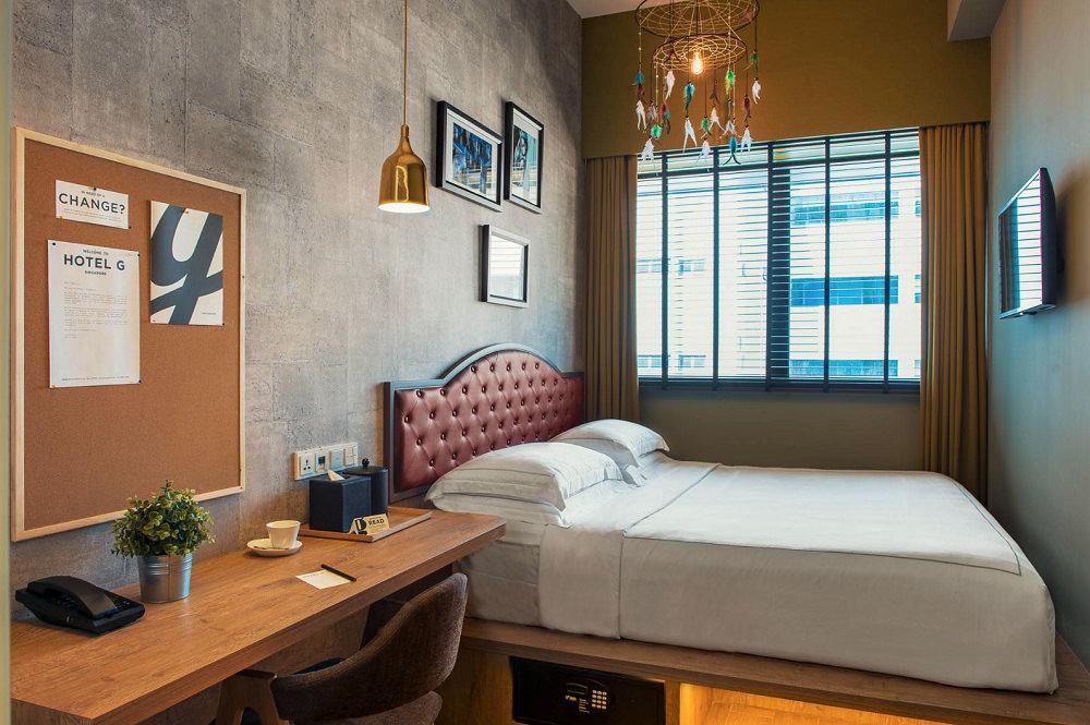 新加坡飯店|Hotel G Singapore(原BIG Hotel) – 美式風情設計旅館