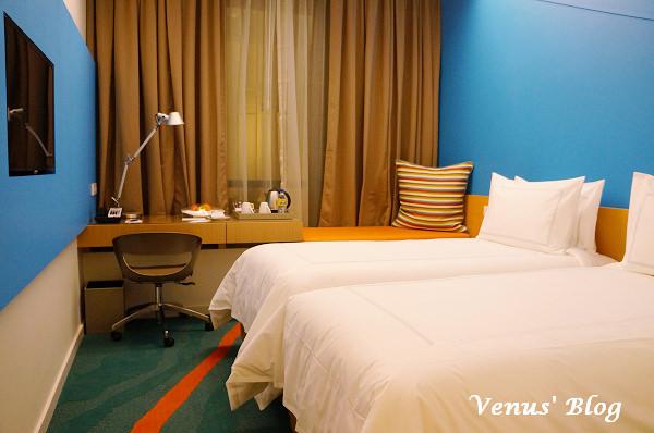 新加坡飯店|DAYS HOTEL Singapore 戴斯飯店中山公園店,簡約時尚風