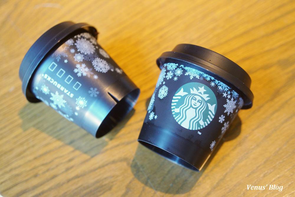 台灣星巴克黑色耶誕巧克力布丁,星巴克布丁,星巴克聖誕限定,星巴克黑色布丁,星巴克巧克力布丁