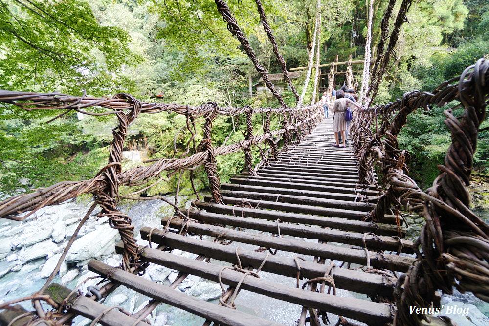 四國德島|祖谷蔓橋,挑戰你心臟的強度,日本三大祕境