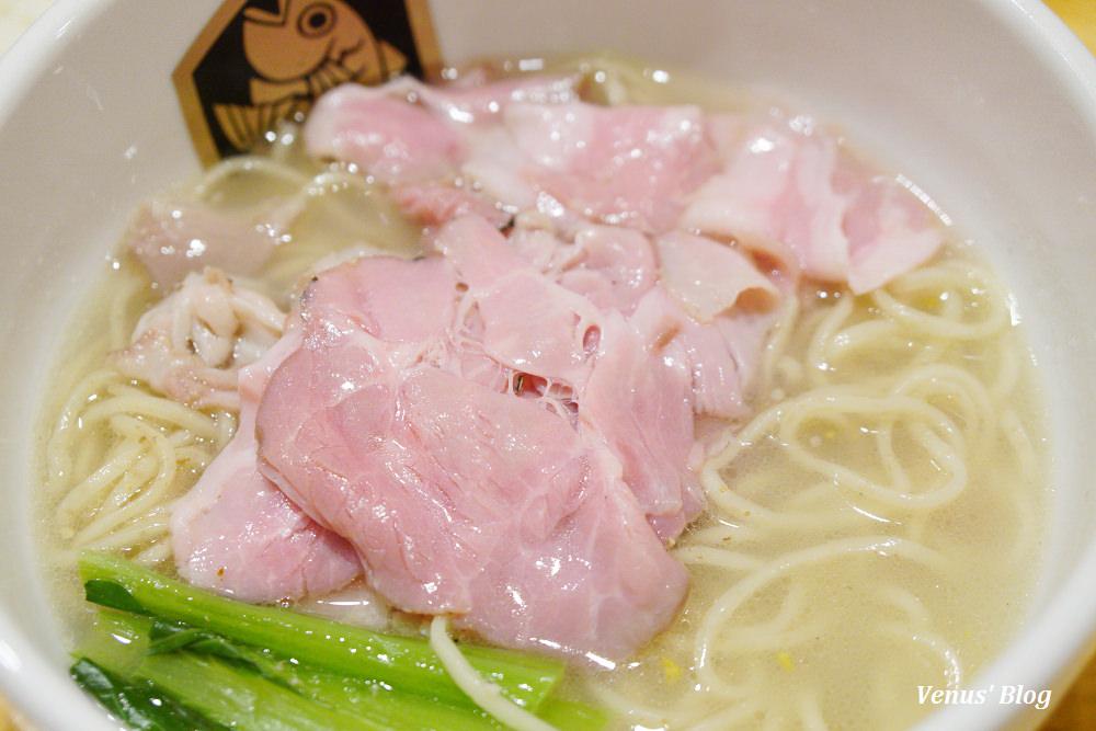 東京錦系町拉麵,真鯛らーめん,麵魚,鯛魚湯頭拉麵,錦系町美食,Tobu Hotel Levant Tokyo
