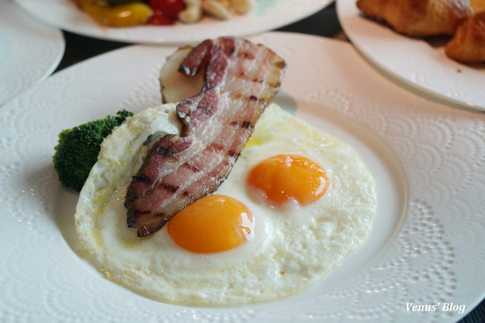 高雄晶英國際行館,高雄晶英國際行館早餐,雲垂樓,UKAI主廚監製早餐