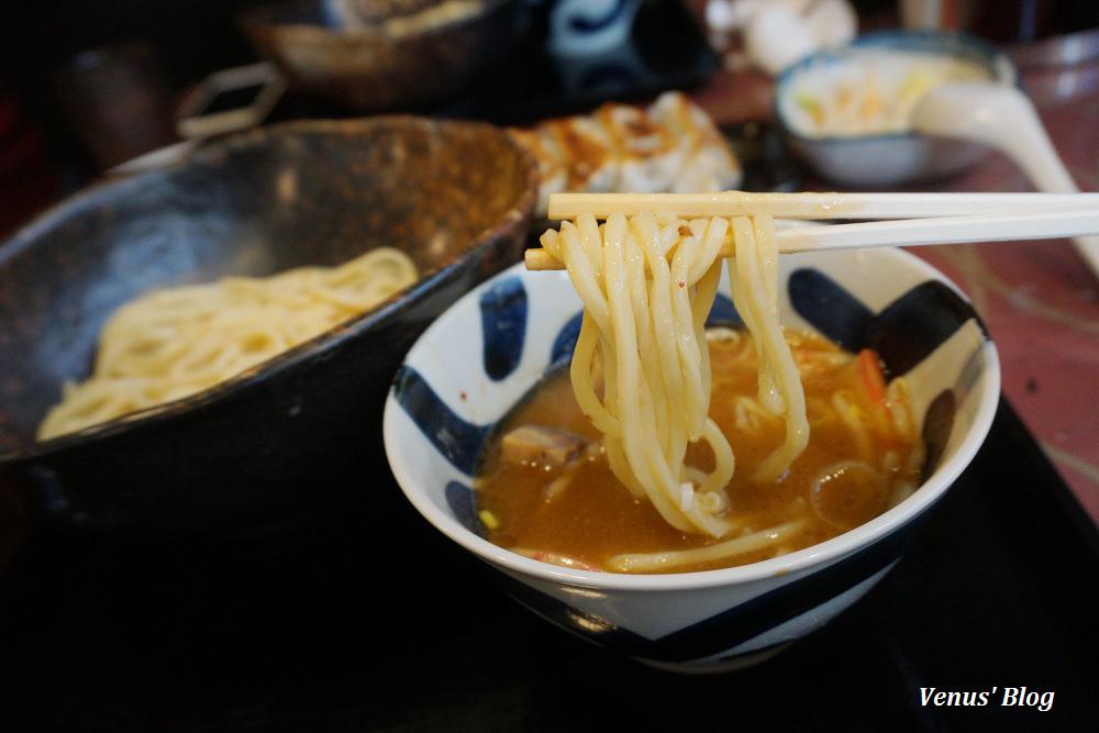 中目黑美食,三ツ矢堂製麵,起司沾麵