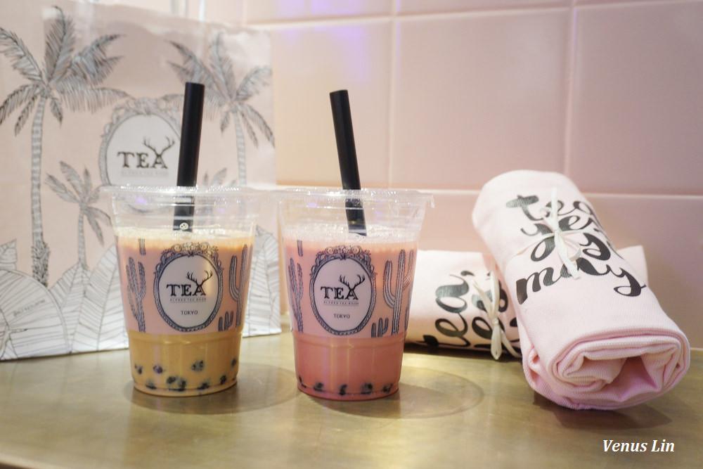 東京新宿|Alfred Tea Room,LA的時尚粉紅茶店日本初登陸