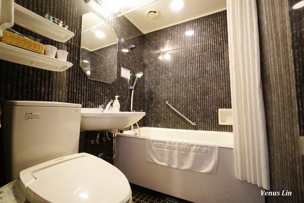 銀座飯店,東京飯店,銀座蒙特利酒店,免費handy手機,免費撥打國際電話