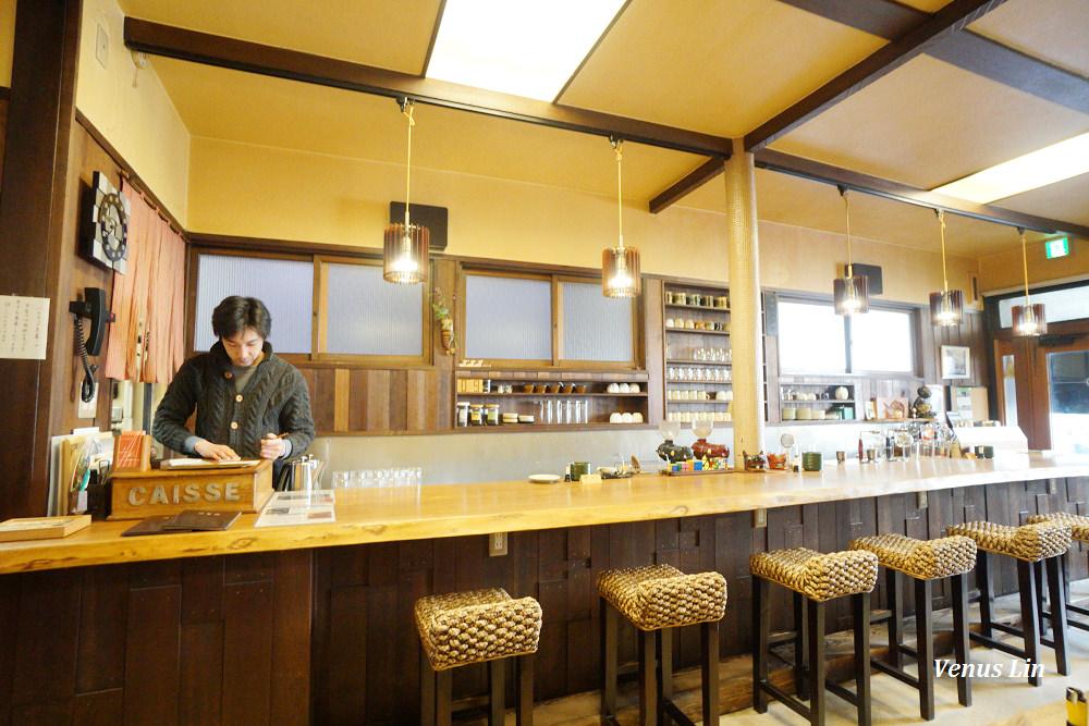京都咖啡館早餐,逃現郷,西陣,西陣咖啡館