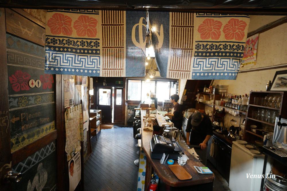 京都咖啡館|Cafe SARASA(さらさ西陣),錢湯改建的咖啡館,午餐好好吃